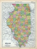Page 081 - Illinois, World Atlas 1911c from Minnesota State and County Survey Atlas